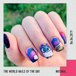 The Worldnails of the day 06.05.2019